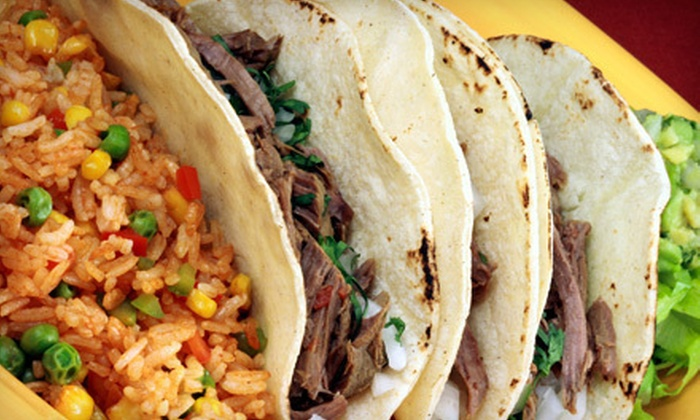 Mr. Taco - Appleton: Mexican Food for Dinner or Lunch at Mr. Taco (Up to 53% Off)