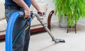 Blue Star Cleaning Services: Carpet Cleaning Services from R449 for Up to Three Rooms with Blue Star Cleaning Services (Up to 45% Off)