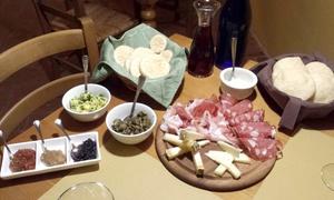 La Botte di Arcigliano: Menu tigella con salumi e formaggi più vino rosso per 2 o 4 persone a La Botte di Arcigliano (sconto fino 63%)