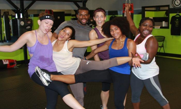 Trim Envy - Palm Beach: Five Zumba Fitness Classes at Trim Envy (64% Off)