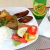 Half Off Caribbean Dinner Cuisine at Island Kitchen