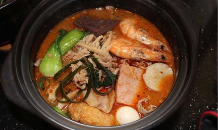 Up to 40% Off on Chinese - Hotpot Cuisine at Hot Spicy Dip