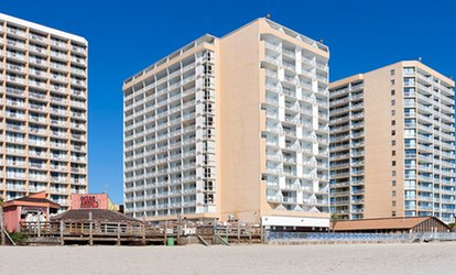 Groupon Ocean View Rooms At Myrtle Beach Resort