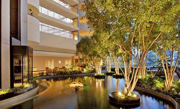 Omni Houston Hotel at Westside - Houston, TX: Stay at the 4-Star Omni Houston Hotel at Westside. Kids 17 or Younger Stay Free. Dates into February.