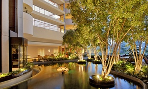 4-Star Omni Hotel in Houston with Breakfast at Omni Houston Hotel at Westside, plus 6.0% Cash Back from Ebates.