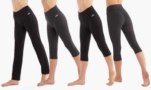 Spalding Women's High Waist Tummy Control Active Pants or Capris.