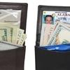 Afonie Genuine Leather Bifold Card Case