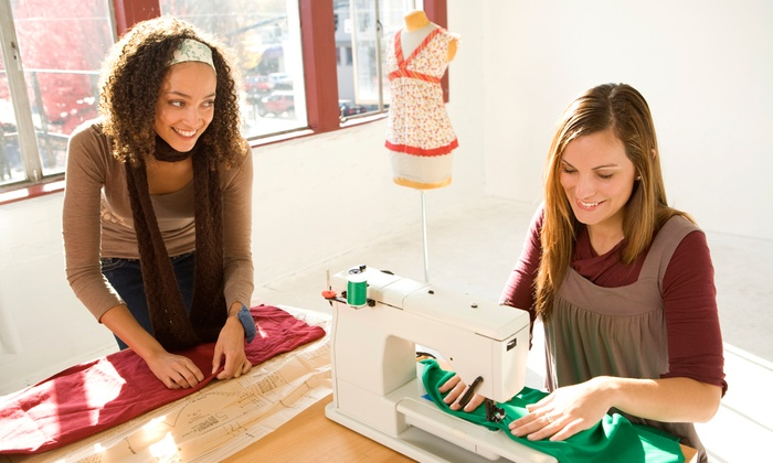 Winnie's Fashion Design - Multiple Locations: Two Sewing Classes for One or Two or a Private Sewing Class for Six at Winnie's Fashion Design (Up to 84% Off)