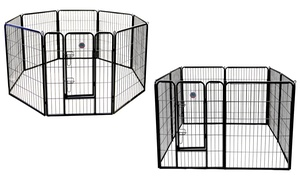Go Pet Club Heavy Duty Pet Exercise Pen