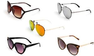 Steve Madden Women's Sunglasses at Steve Madden Women's Sunglasses, plus 6.0% Cash Back from Ebates.