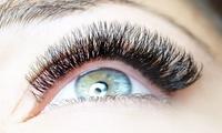 Wimpernverlängerung mit bis zu 300 Wimpern pro Auge, opt. mit Refill, bei Mrs. Wonderful (bis zu 66% sparen*)