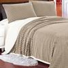 Luxury Home Reversible Mermaid Sherpa Blanket