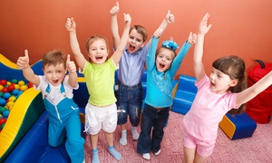 iPlay Sugar Land: Three or Five Open-Play Sessions at iPlay Sugar Land (Up to 39% Off)