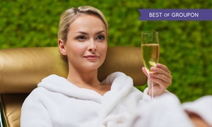 Durley Dean Hotel: Spa Day With Treatments, Lunch and Prosecco for One or Two at Durley Dean Hotel