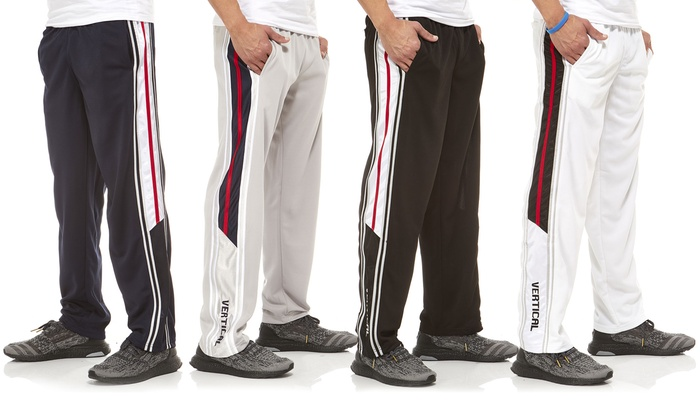 Vertical Sports Men's Warm-Up Track Pants
