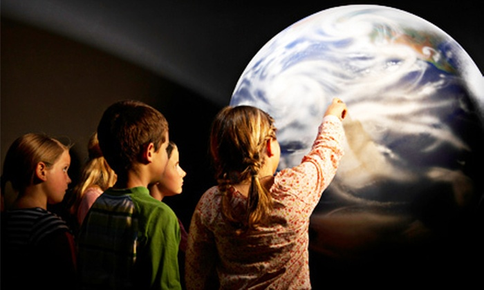 Miami Science Museum - Northeast Coconut Grove: Admission for Two or an Individual Membership to the Miami Science Museum (Up to 53% Off)