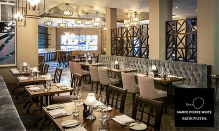 Marco Pierre White Steakhouse Bar and Grill, Bridgwater