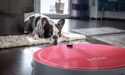 Up To 66 Off On Robotic Vacuum Cleaner Groupon Goods