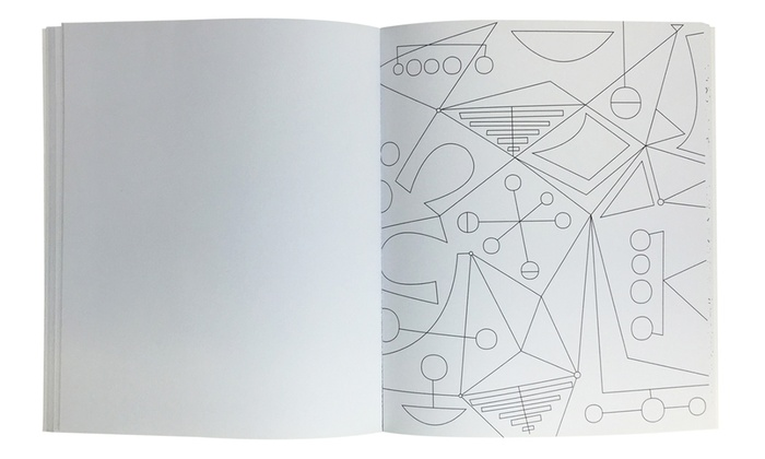 Just Add Color: Mid-Century Modern Patterns Coloring Book for ...