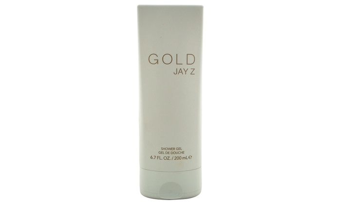 Jay Z Gold Shower Gel (6.7 Fl. Oz.)