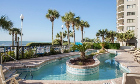 Stay at Grande Shores Ocean Resort in Myrtle Beach, SC, with Dates into February 2019 (Getaways City Getaways) photo