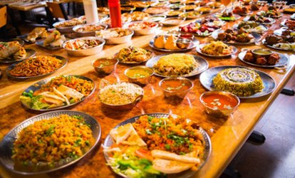 image for One Made-From-Scratch <strong>Indian</strong> Dining Experience for Two or Four People (BYOB) at Nirvanis (Up to 41% Off)