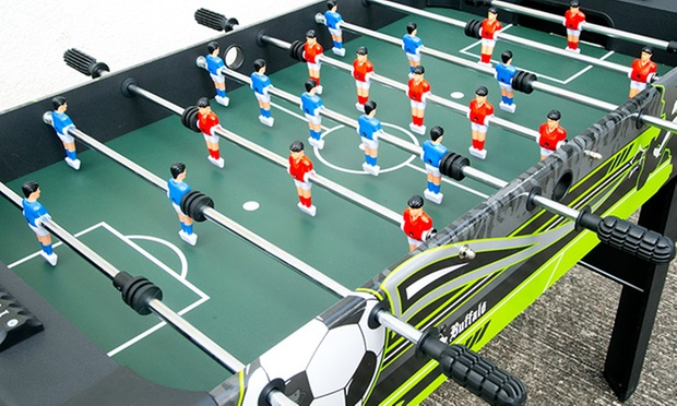 20 off 2 480 for amax table football game worth 3 100 for 12 in 1 game table groupon
