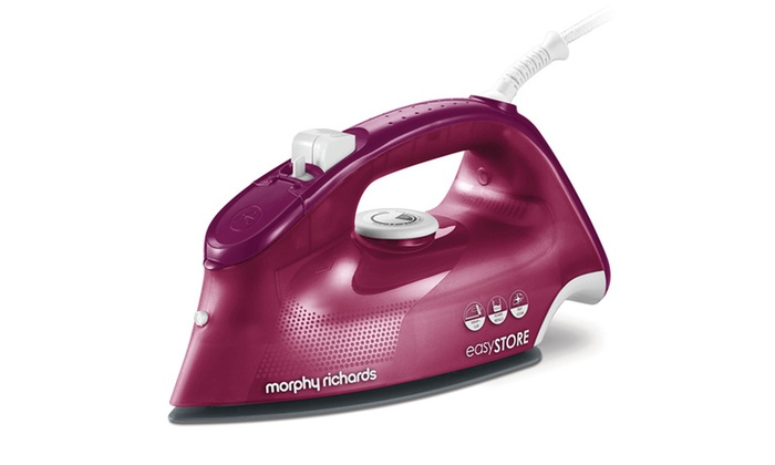 Morphy Richards Breeze EasyStore Steam Iron