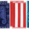 Superior 100% Cotton Oversized Beach Towel (2-Pack)