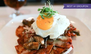 SeaLegs Wine Bar: Saturday Brunch for Two or Four with Bottomless Mimosas at SeaLegs Wine Bar (Up to 35% Off)