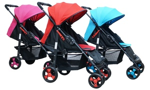 Sporty Lightweight Travel Stroller
