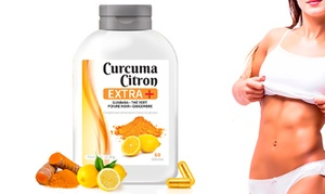 Cure Curcuma Citron Extra +