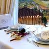 Palazzo Vittoli: menu degustazione con vino