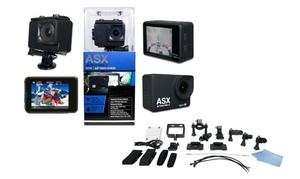 ActionPro-X Stealth Edition Wifi 1080P Sports Camera