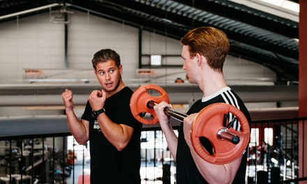 1 maand personal training bij Sportgooi in Bussum en Huizen