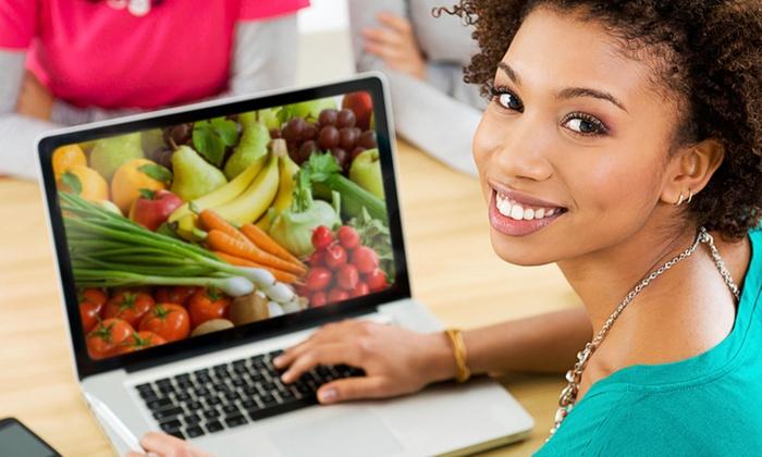Diet Specialist: Certified Online Nutrition Course from Diet Specialist (90% Off)