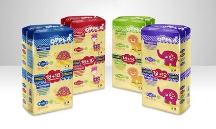 Pannolini Opplà Made in Italy