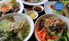 5-Dish Vietnamese Dinner for 2