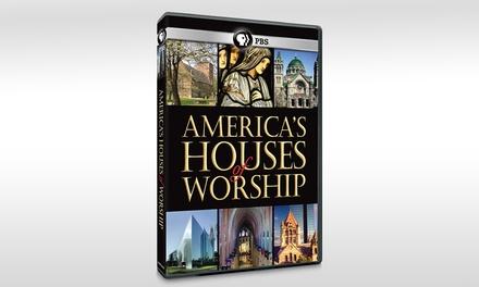 America's Houses of Worship DVD