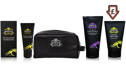 Rogue Hair Grooming Trio for Men