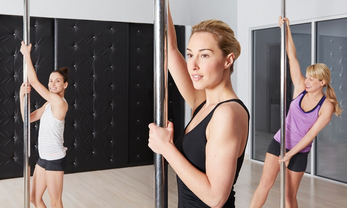 PoleLaTeaz - Multiple Locations: Two or Four Weeks of Unlimited Drop-In Pole and Sensual Dance Classes at PoleLaTeaz (57% Off)
