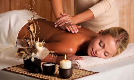 3 o 5 massaggi da 60 minuti a scelta
