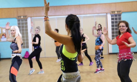 Zumba With Lucie