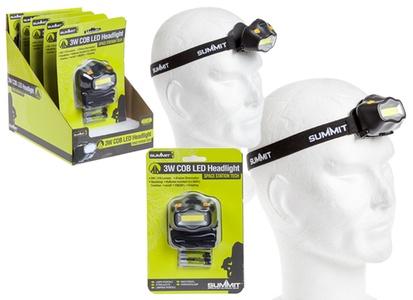 Summit COB 3W Headlamp