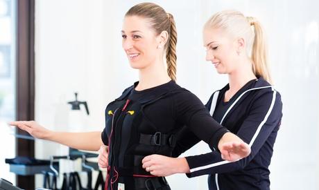 4, 6 u 8 sesiones de electroestimulación muscular con entrenador personal desde 49,90 € en Sportfit Personal Training Oferta en Groupon