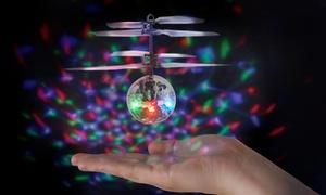 Drone disco volant à infrarouge