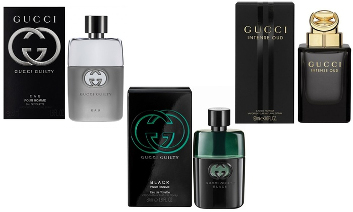 d172d5fd4 Gucci Fragrance for Men or Women | Groupon