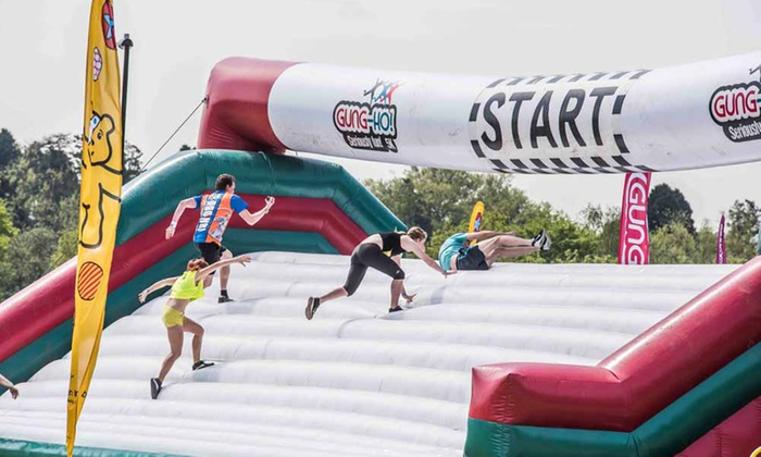 Inflatable 5k Race Chelmsford