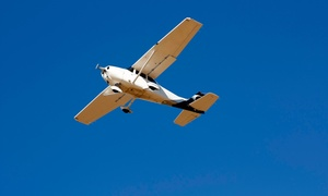 Sterling Training Flight Center: One-Hour Private Flight at Sterling Aviation (45% Off)
