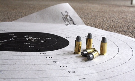 $89 for a Two-Hour Handgun 101 Class with Two Hours of Range Time at Safe, Sound and Ready ($325 Value)